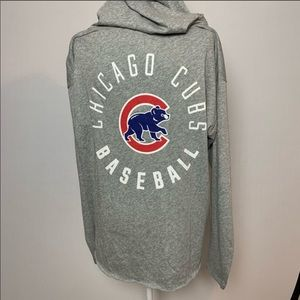 Vs pink cubs pull over